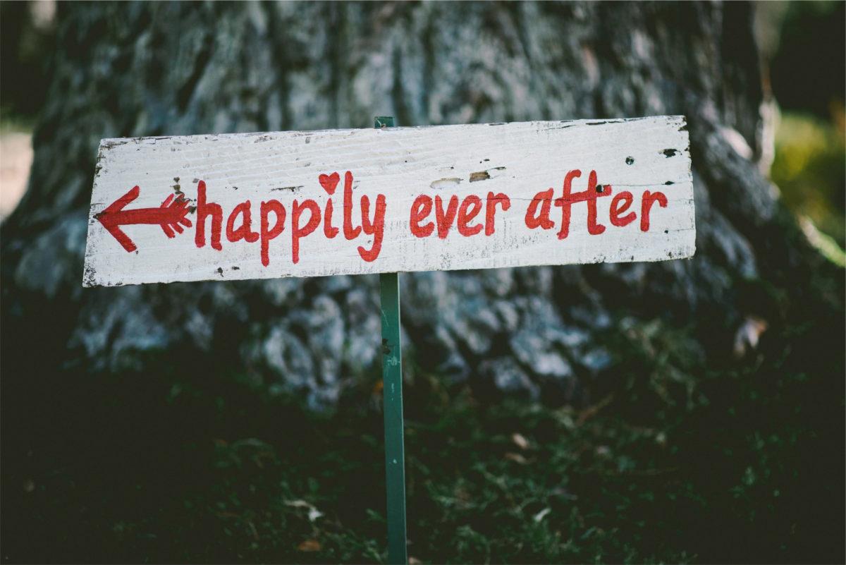 partecipazioni di matrimonio cartello