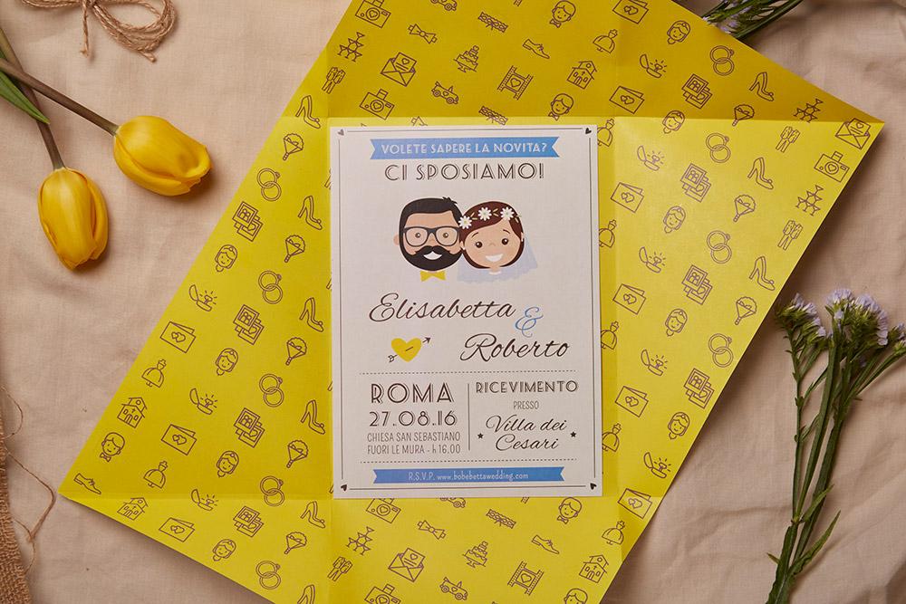 grafica matrimonio personalizzata shabby chic