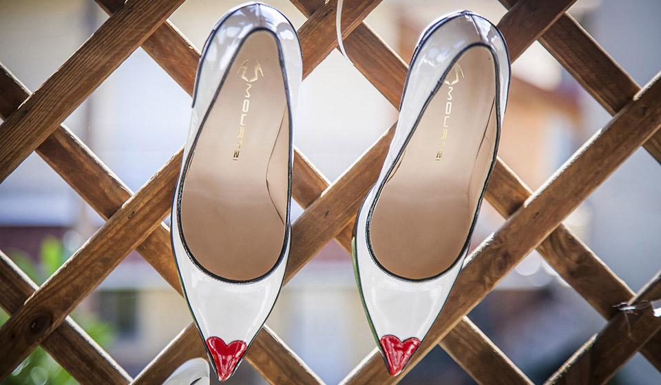 partecipazioni personalizzate sofia flavio scarpe