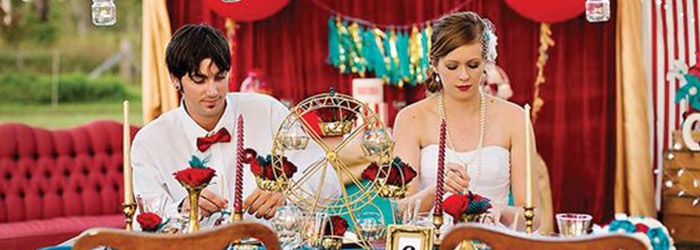 Matrimonio Tema Circo : Tema matrimonio idee originali del love the date
