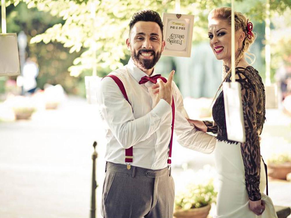 tableau de mariage tavoli albero cornici