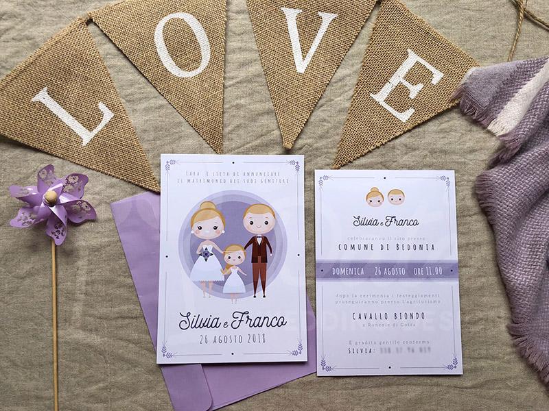 Partecipazioni Matrimonio Figli.Partecipazioni Di Nozze Con Figli Come Farle Love The Date