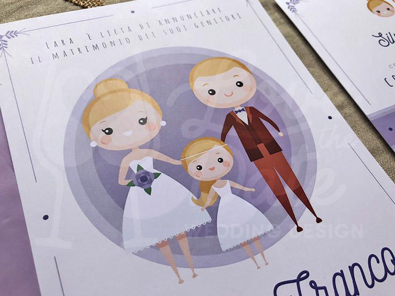 Frasi Matrimonio Con Figli.Partecipazioni Di Nozze Con Figli Come Farle Love The Date