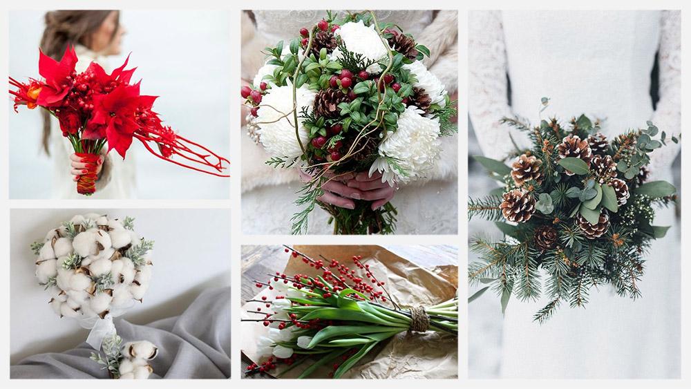 Bouquet Natalizio Matrimonio : Idee per un matrimonio natalizio love the date