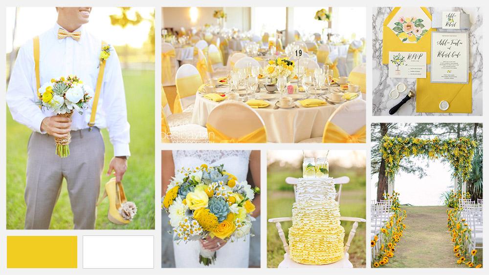 matrimonio giallo